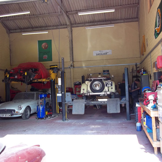 Regular safety inspections for classic cars