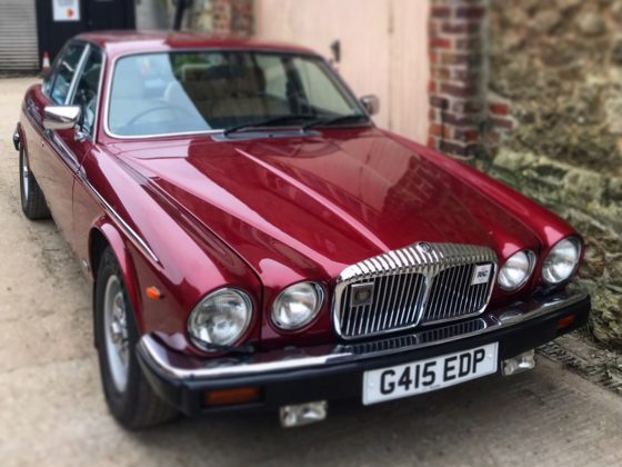 Daimler Double Six V12 for sale Wight Classics