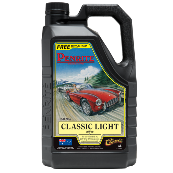 Penrite Classic Light oil