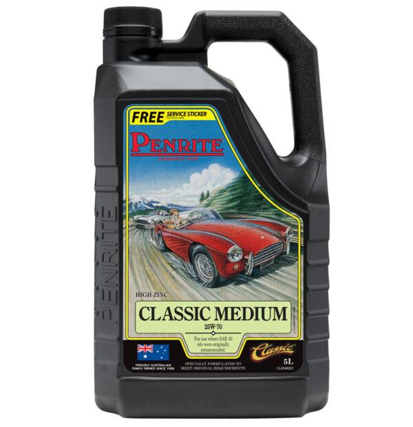 Penrite Classic Medium oil