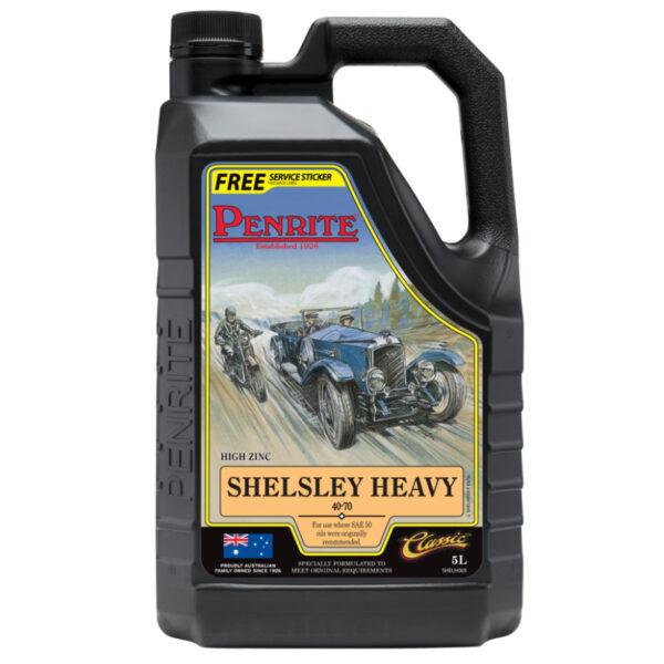 Penrite Shelsley Heavy oil