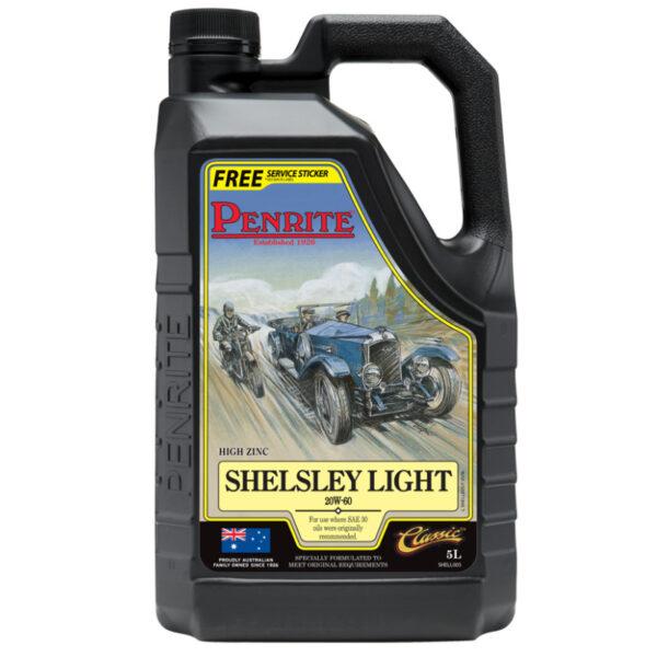 Penrite Shelsley Light Oil