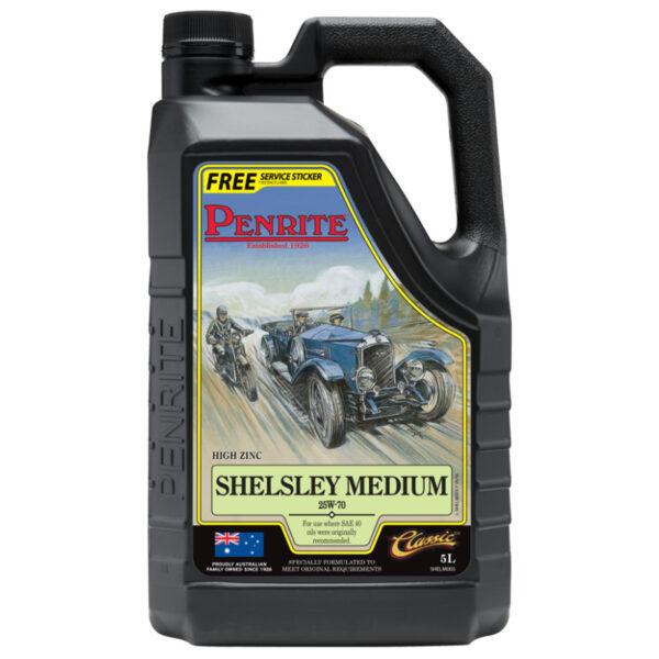 Penrite Shelsley Medium oil