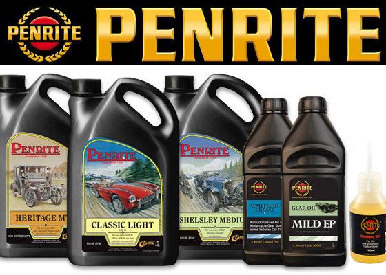 Penrite Classic oil range - Wight Classics