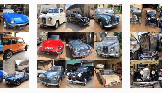 Car of 2019 at Wight Classics